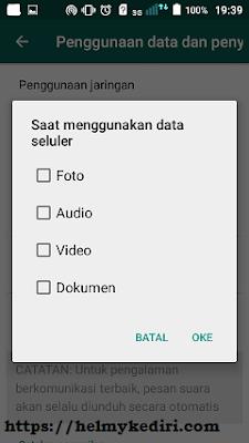 folder whatsapp memenuhi memori1