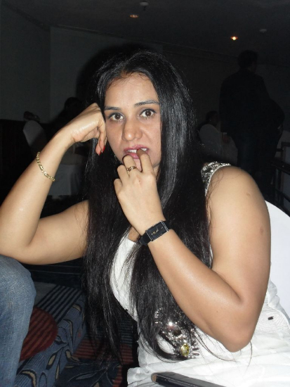 Tollywood Actress Apoorva Latest White Dress Without