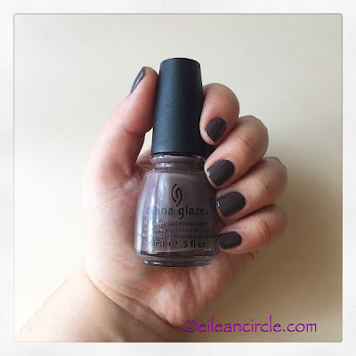 China Glaze Nail Lacquer The hunger games