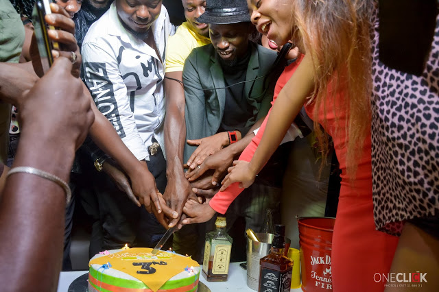 Photos : WatsUp TV Hosts Party To Celebrates 3 Years Anniversary