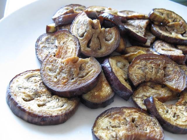 Eggplant bacon Recipe