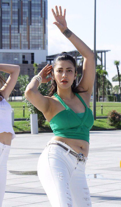 shruti haasan new hot images from singam 3 movie c65 in