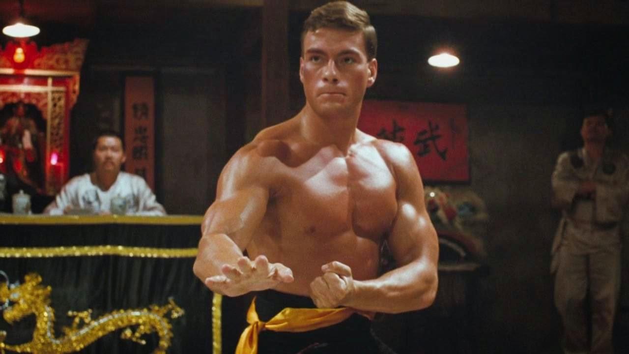 "A ""Trilogia do Dragão"" de Jean-Claude Van Damme"