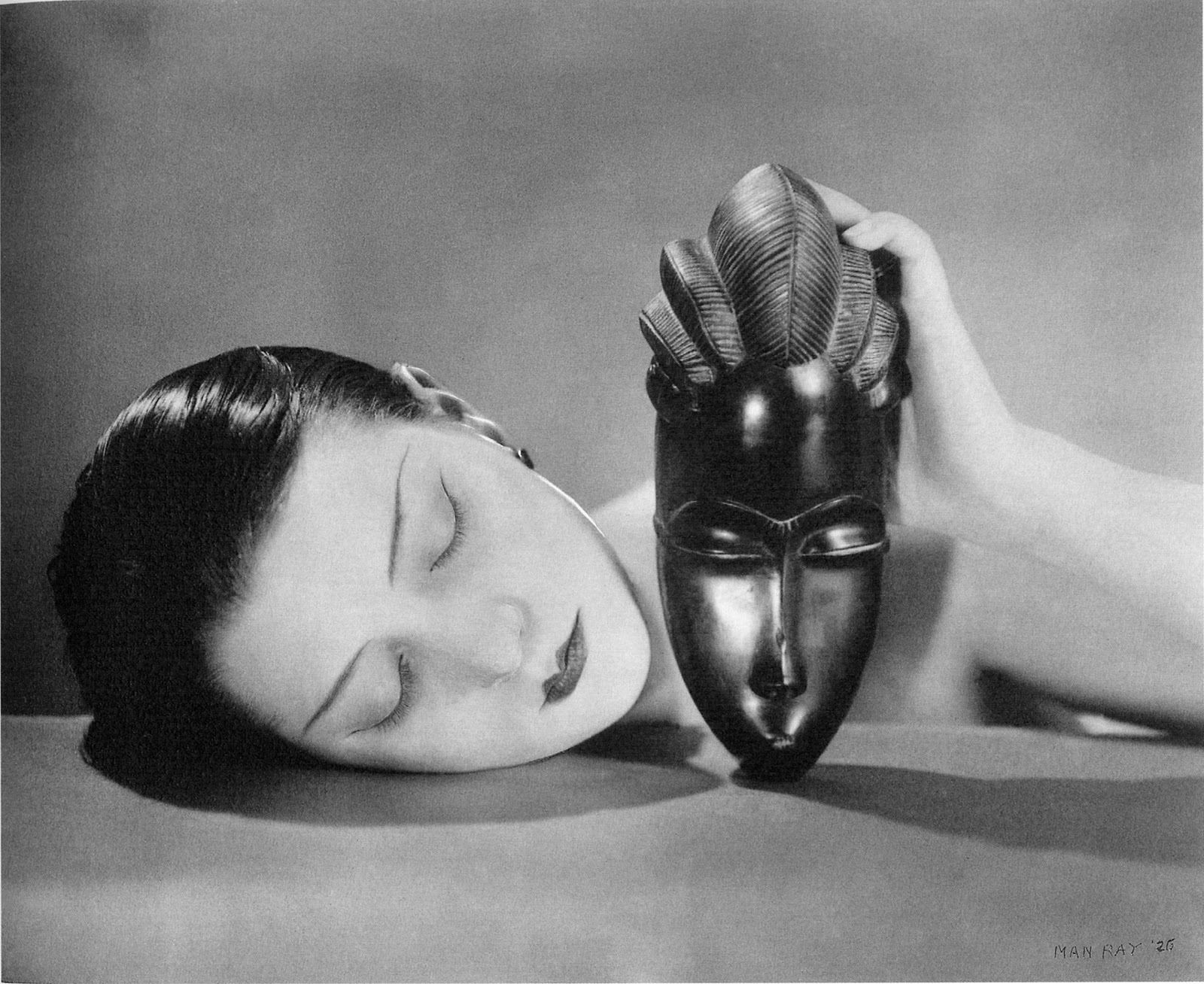 man ray photography as art construction dairy