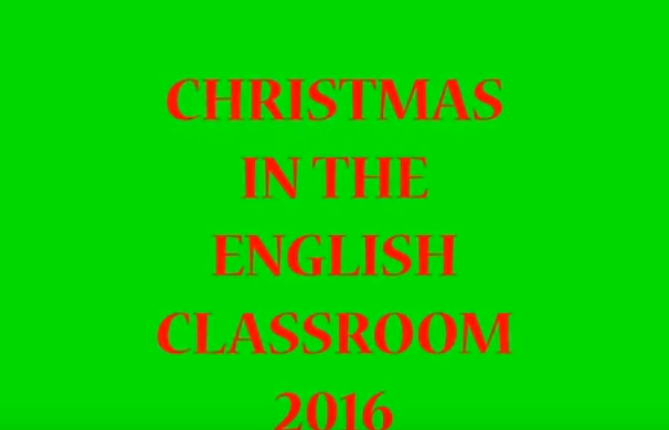 CHRISTMAS IN OUR CLASSROOM