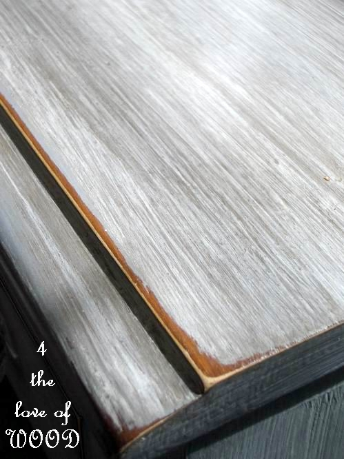How to make new wood look like old distressed barn boards