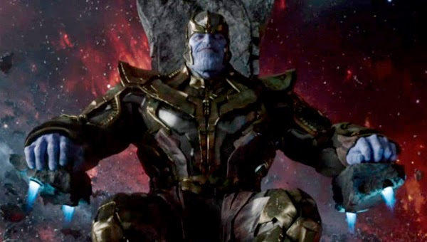 Thanos Guardianes de la Galaxia
