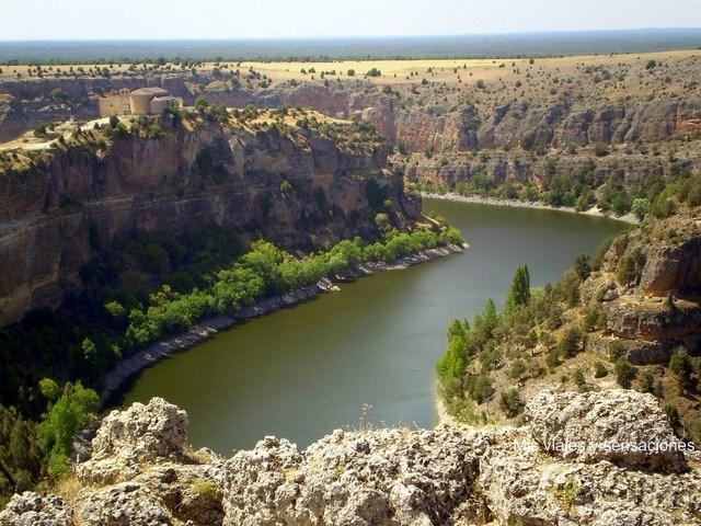 Parque Natural de las Hoces del río Duratón, Castilla y León