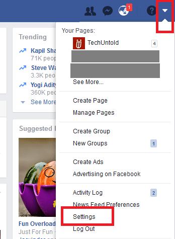 Beginilah Cara Menghentkani Notifikasi dari Grup Facebook Khusus 10