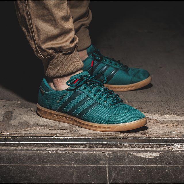 REVIVAL OF THE STREETS: Adidas Hamburg GTX