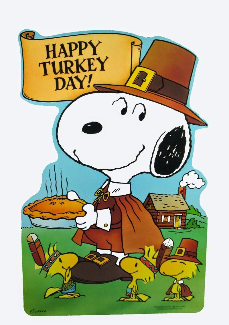The Teacher's Pets: Happy Thanksgiving!