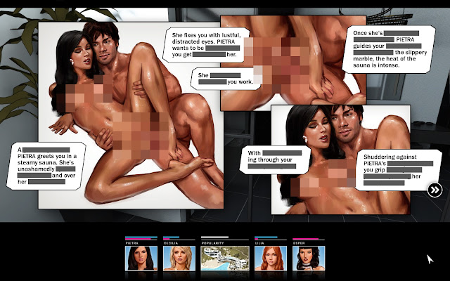 Seduce Me PC Full Descargar OUTLAWS Version 1.2