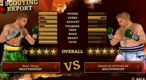 Game Fight Night Round 3 PSP