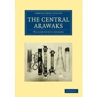 Livro - Central ARAWAKS - William Curtis Farabee-1