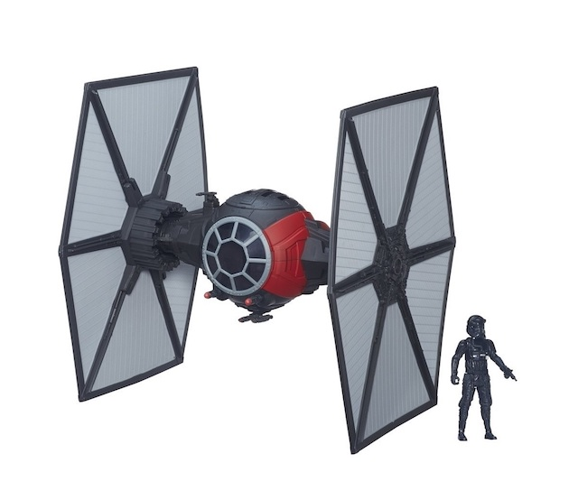 Part of the First Order Vehicle Collection set