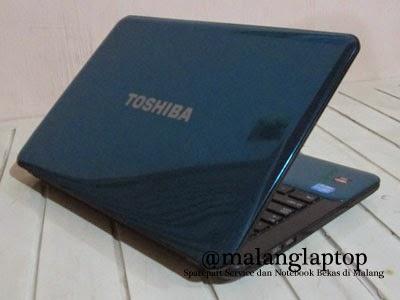 Laptop Bekas Toshiba L840