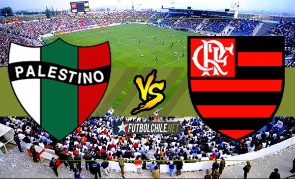 Palestino vs Flamengo