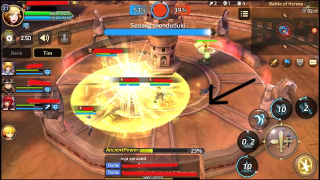 Salah satu Tempat Untuk Menaikan Pangkat Game Dragon Nest M-SEA Dan Keuntungannya