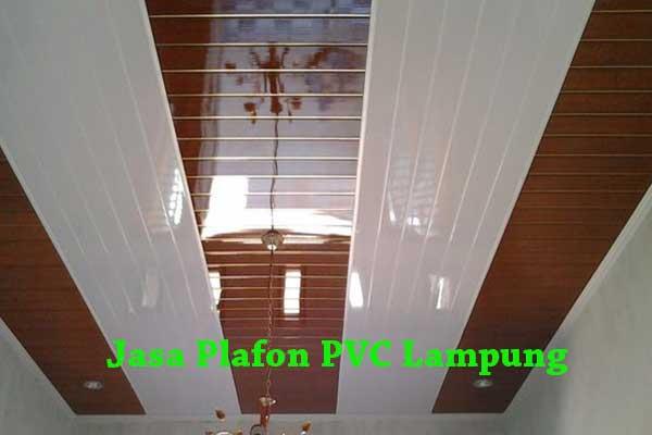 HARGA PLAFON PVC METRO, HARGA PLAFON PVC METRO PER METER, HARGA PLAFON PVC METRO PER METER PERSEGI TERPASANG 2020