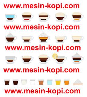 jenis proses kopi