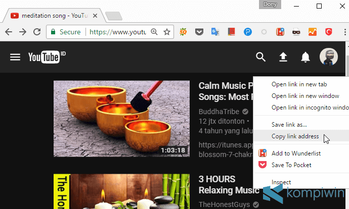 download video youtube dalam mp3