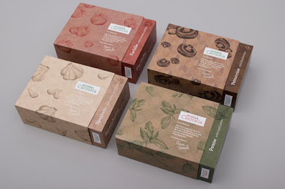 Pasta Packaging Design by Nonna Carmela