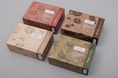 Pasta Packaging Design by Nonna Carmela