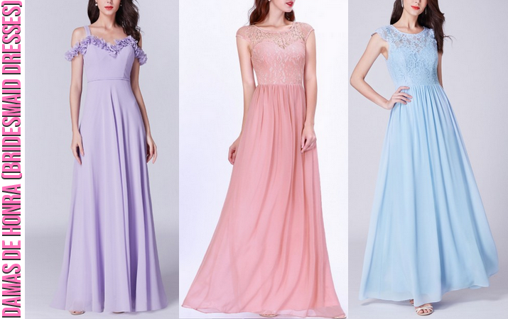 Bridesmaid dresses ever-pretty