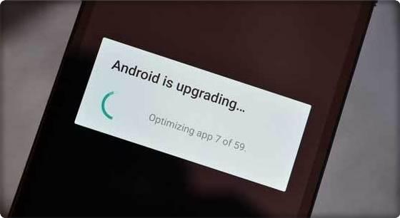 Kerusakan Vivo V11 Pro Update Android Q