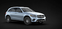 Mercedes AMG GLC 43 4MATIC 2019 màu Bạc Diamond 988