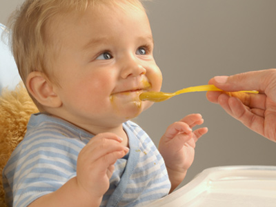 When Do Babies Start Eating Gerber Baby Food