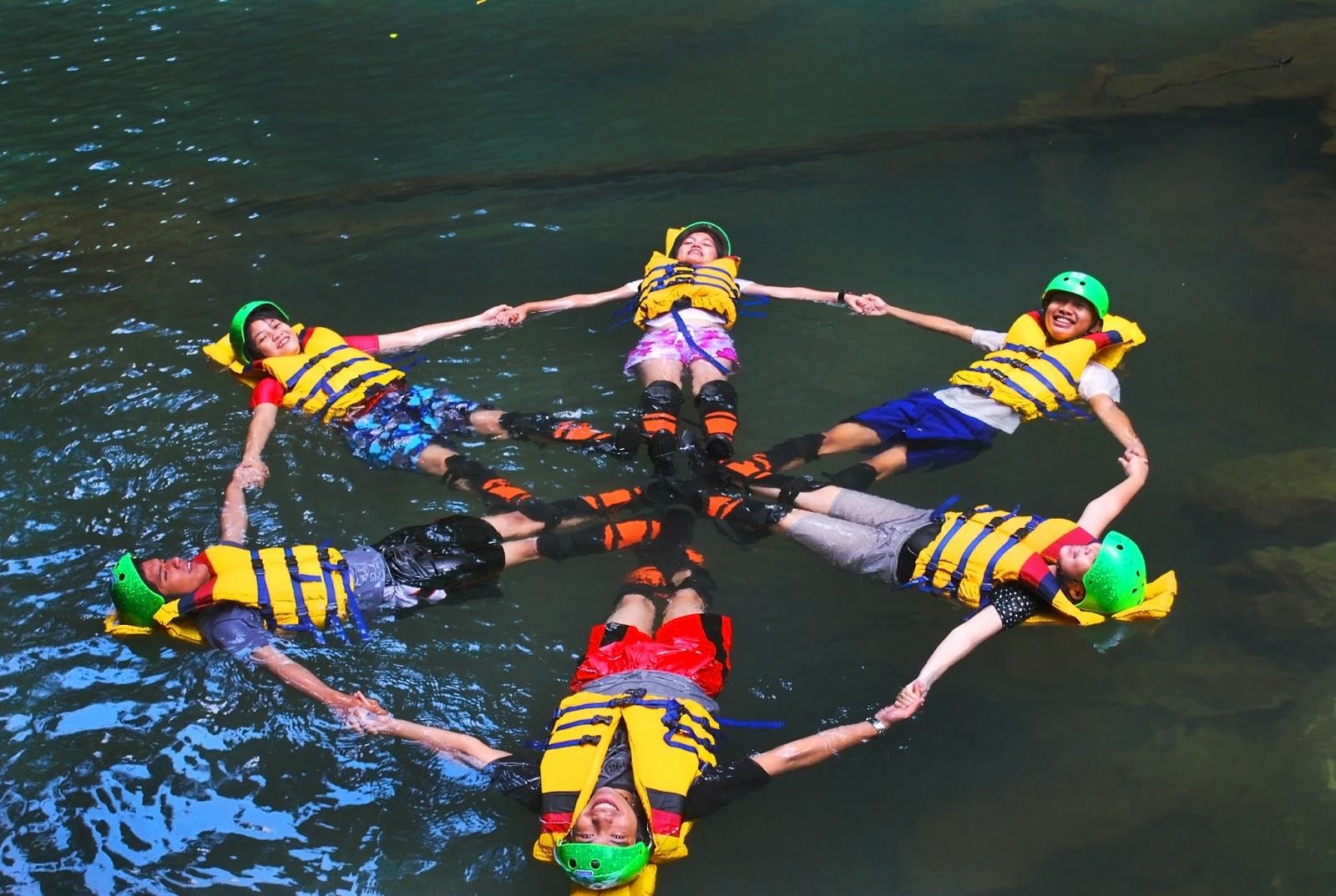 Sejarah Singkat Awal Mula Adanya Body Rafting Green Canyon
