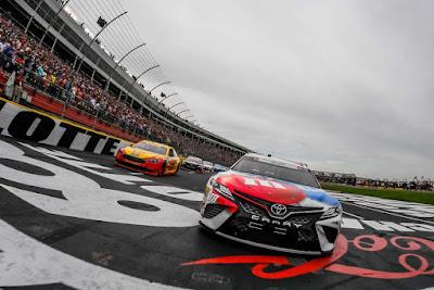 #NASCAR Race Winner - Kyle Busch Coca-Cola 600 Recap