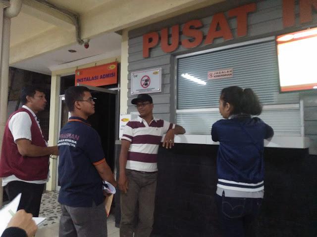 Ombudsman Sumut Sidak ke RSUP H Adam Malik Medan, Temukan Pelanggaran Ini…