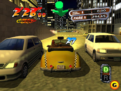 Download Crazy Taxi 3 Game Free