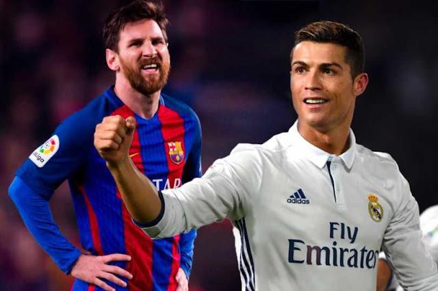 Ronaldo berhasil Kalahkan Messi Di Tahun 2017 Ini, Inilah Alasannya