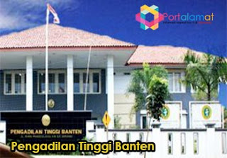 Alamat Kantor Pengadilan Tinggi Banten