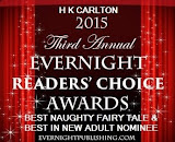 EP Reader's Choice 2015 Dual Nominee