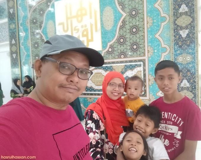 20 Gambar Semasa Lawatan ke Kompleks Nasyrul Quran Putrajaya