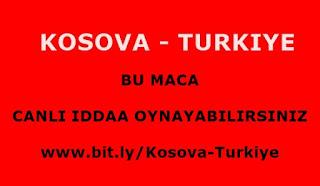 Kosova Türkiye Milli Maç