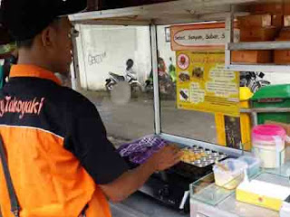 Lowongan Kerja Jakarta (Jualan Takoyaki Keliling)