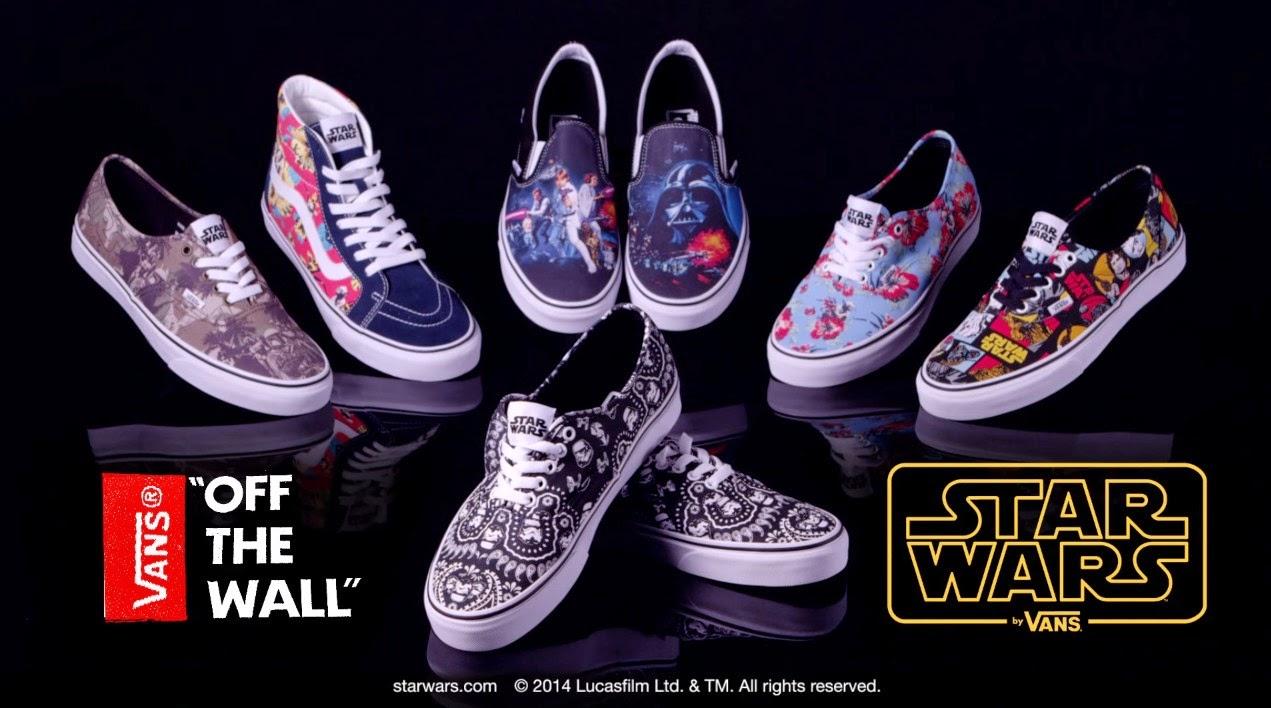 0caceb84ef Star Wars Vans Release!