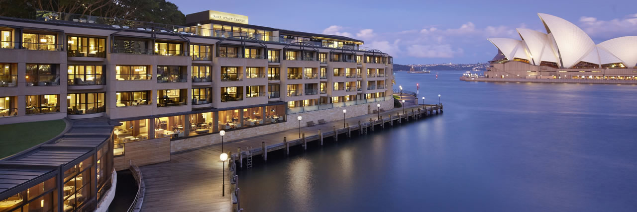 Park Hyatt The Best 5 Star Hotel in Sydney
