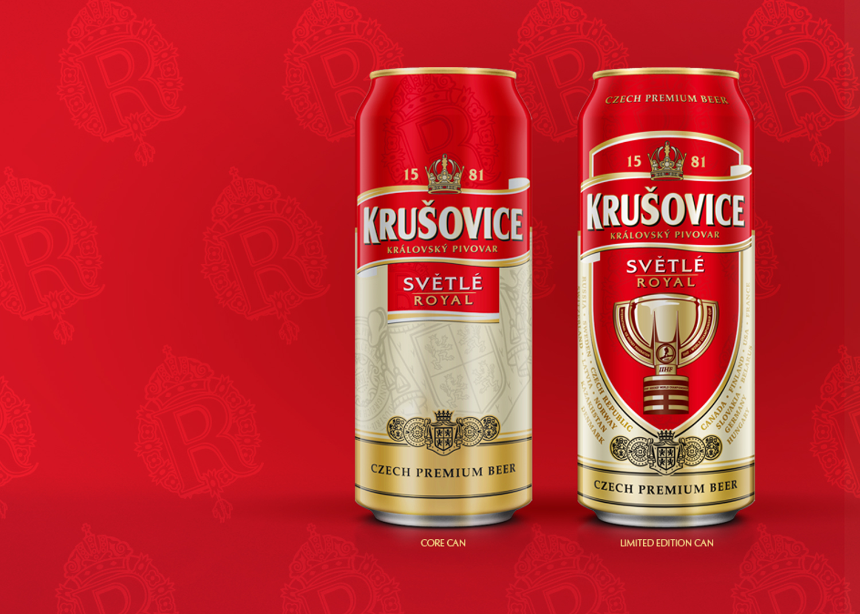 Empty can Czech Republic NEWEST 2020 Prazacka Pale Beer 500 ml