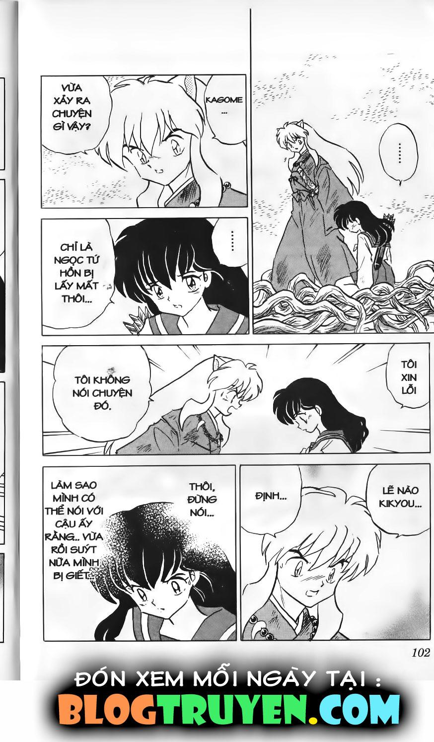 Inuyasha vol 13.6 trang 9