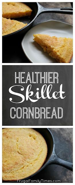 skillet cornbread pioneer woman