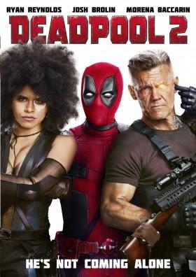 Deadpool 2 [2018] [NTSC/DVDR- Custom HD] Ingles, Subtitulos Español Latino