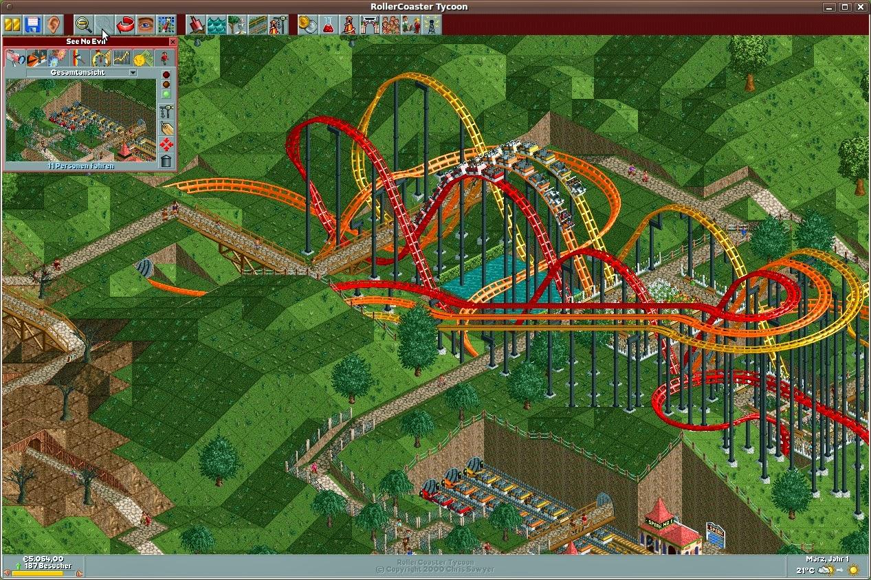Roller Coaster Tycoon Torrent | myideasbedroom.com