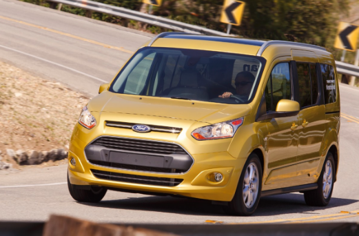 2015 Ford Transit Connect Wagon Review