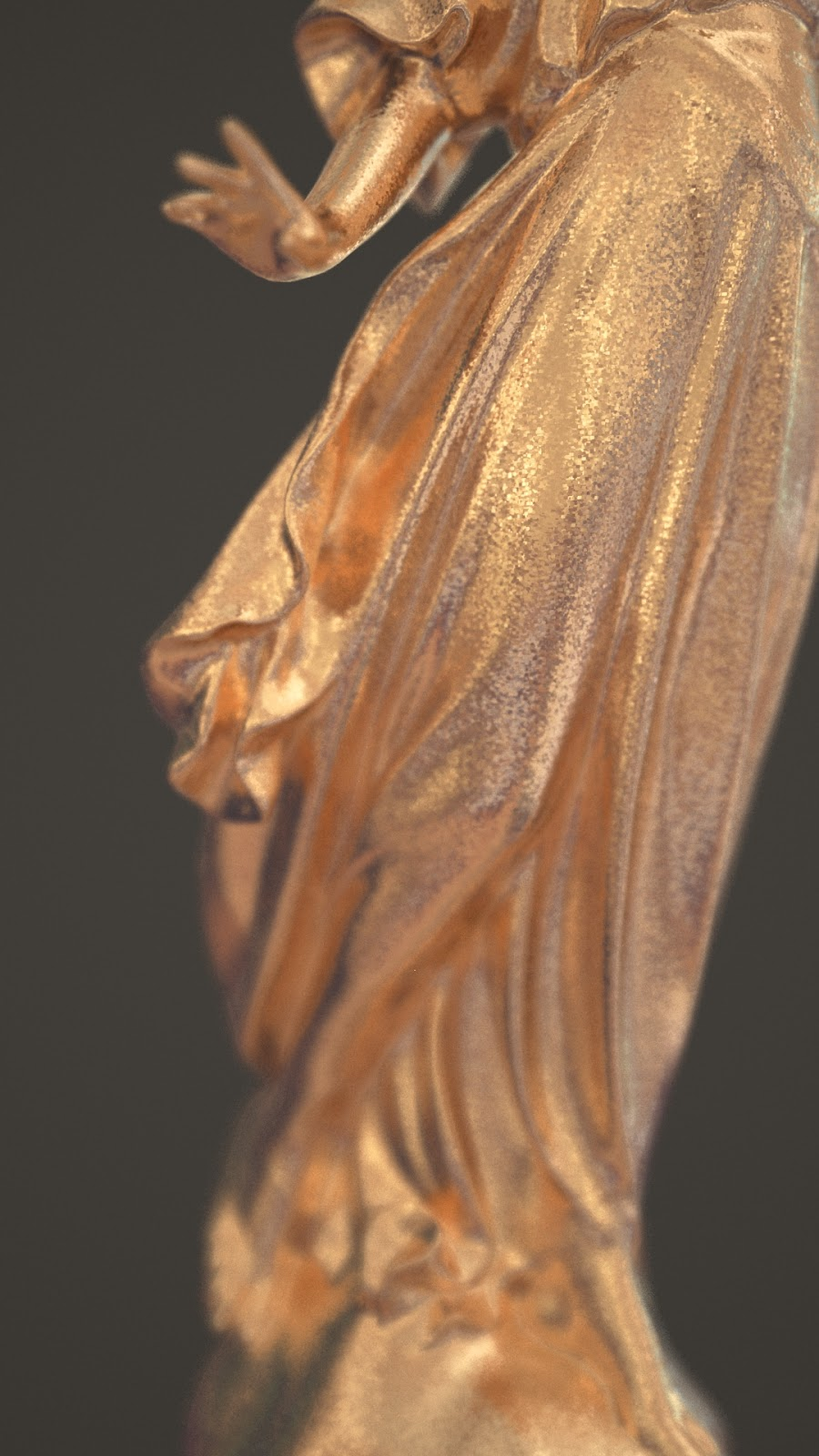 Tutorial: realistic gold material with V-Ray 3 3 | CG TUTORIAL